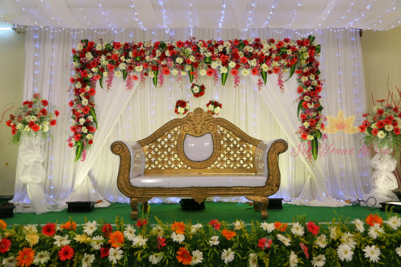 Sri Venue Bird - Wedding Decorations
